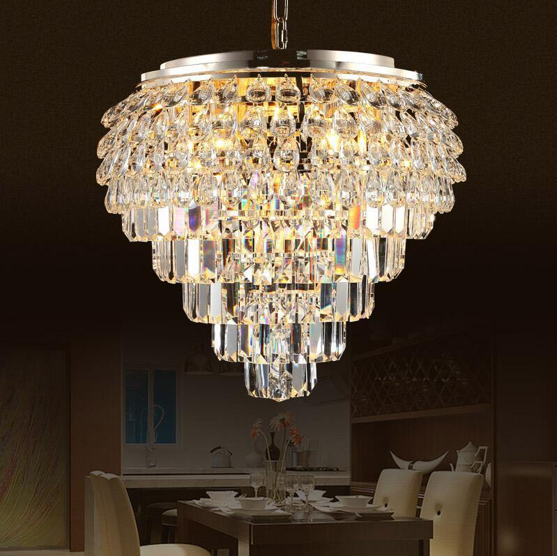 Crystal Strawberry Pendant Light - Modern Crystal Chandelier at Lifeix Design
