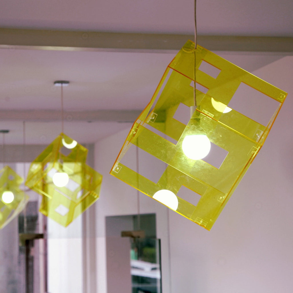 ceiling light CUBE Lamp by Lifeix