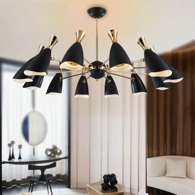Delightful Duke Modern Chandelier at Lifeix Design