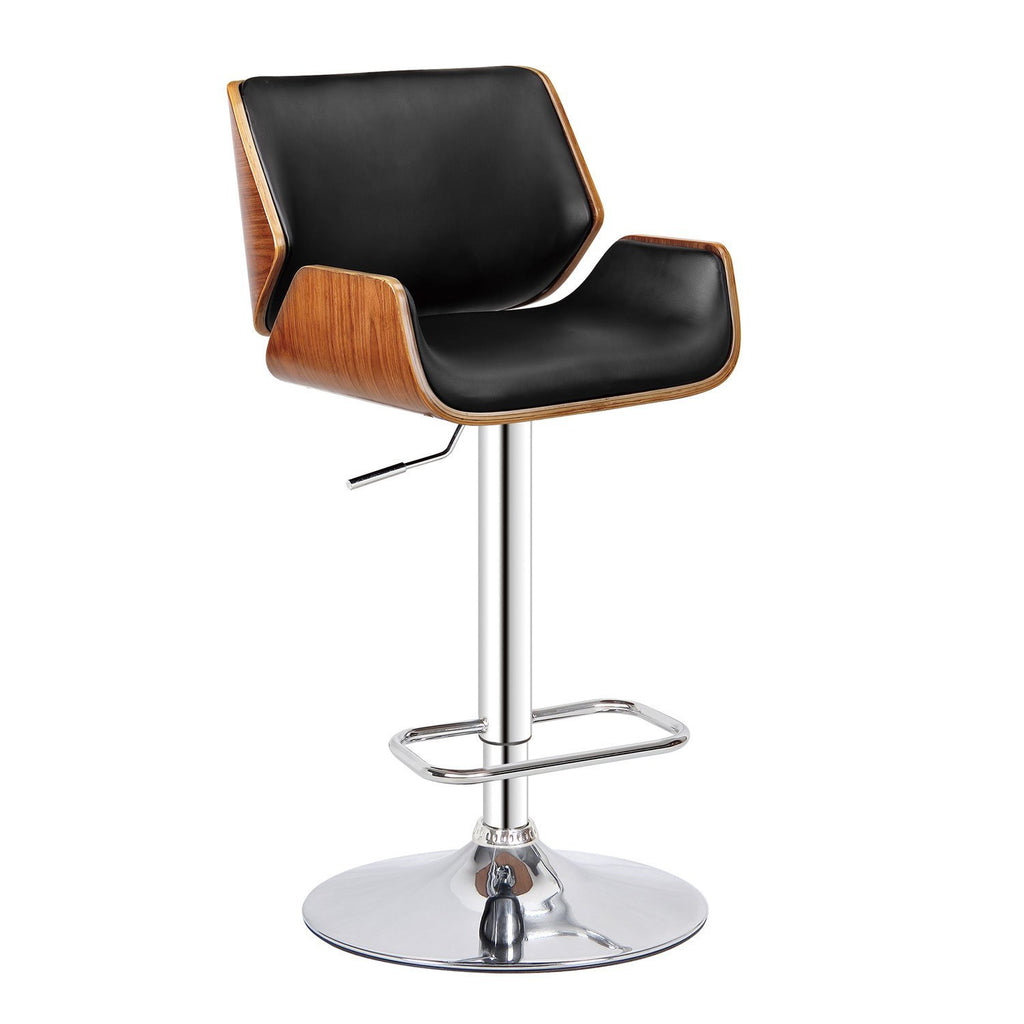 Bar Stool Dempster Adjustable Height Swivel Bar Stool
