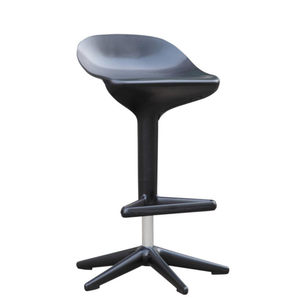 Black Different Bar Stool Chair