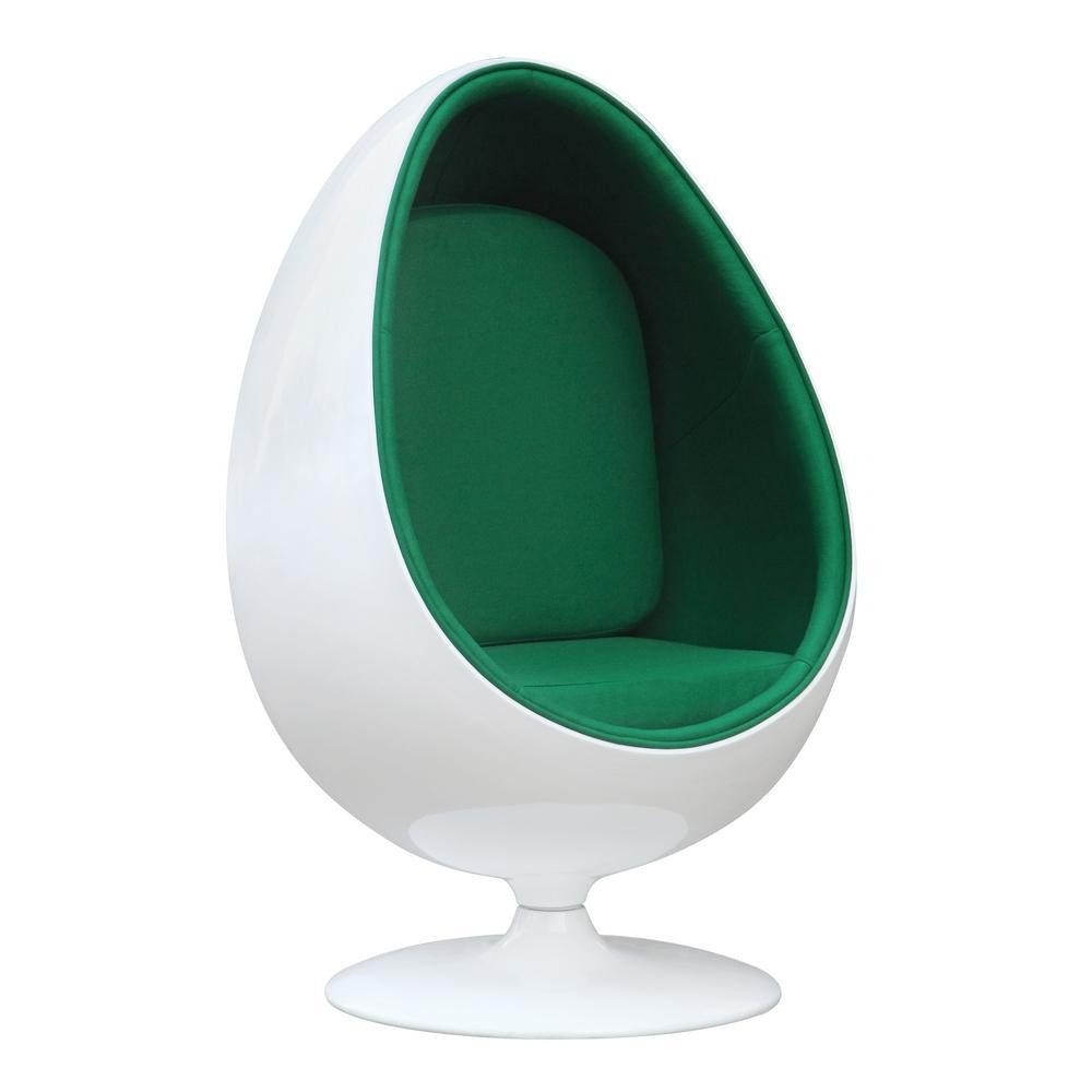 Green Easter Chair