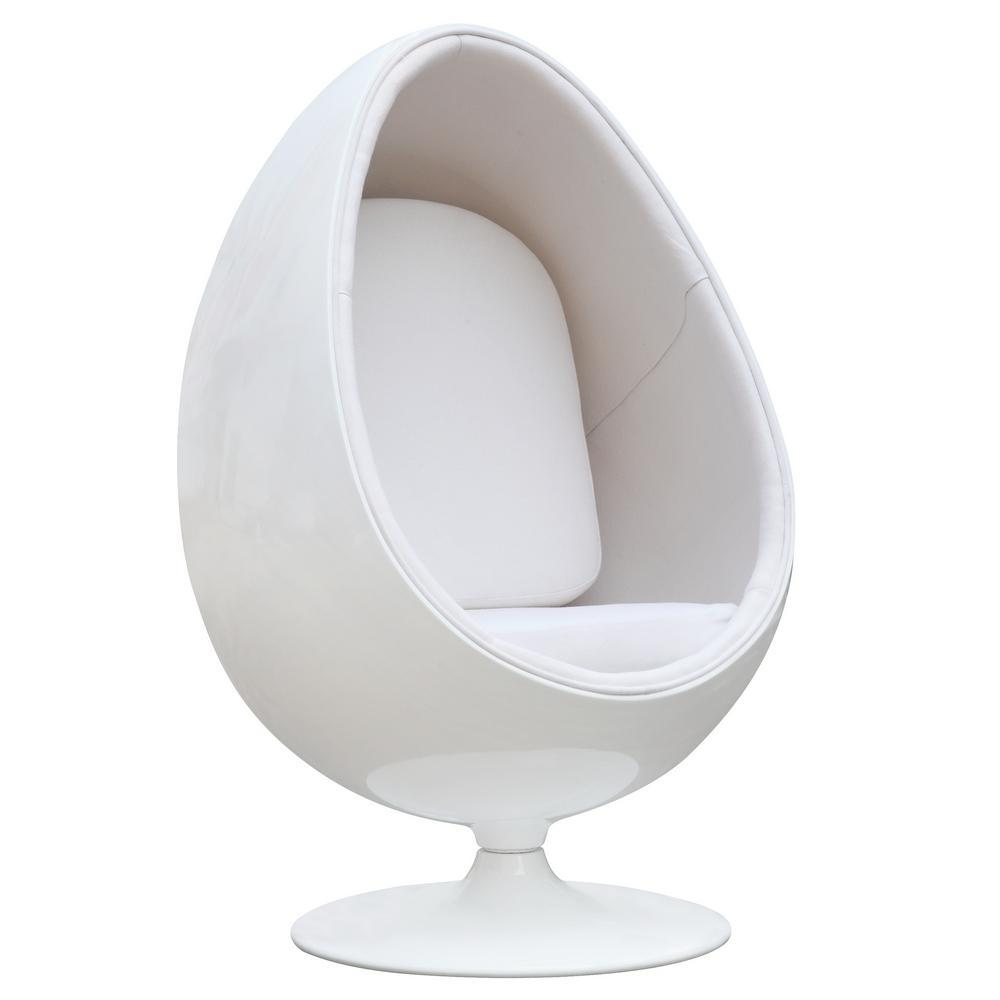 White Easter Chair