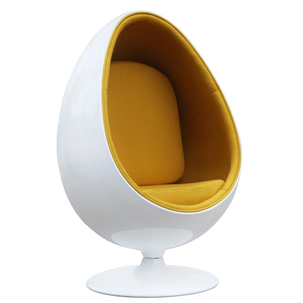 Yellow Easter Chair
