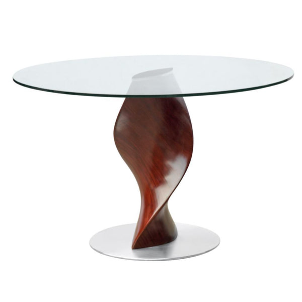 Clear Edge Dining Table 48""