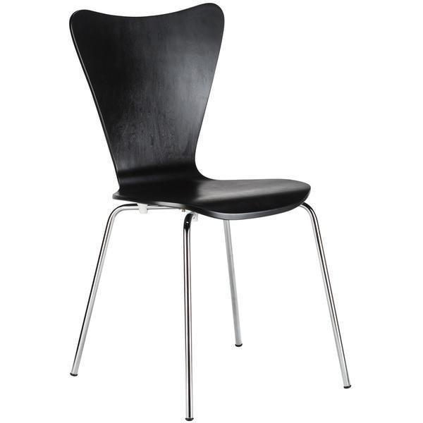 Chairs Black / Single Elgin Side Chair