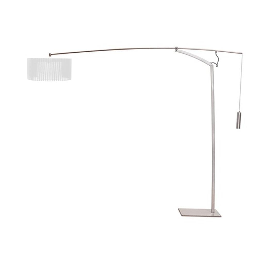 Silver Ell Floor Lamp