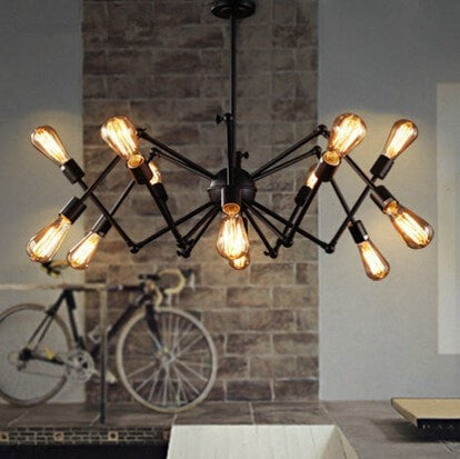 Buy Expansion Bedroom Office Spider Ceiling Light At