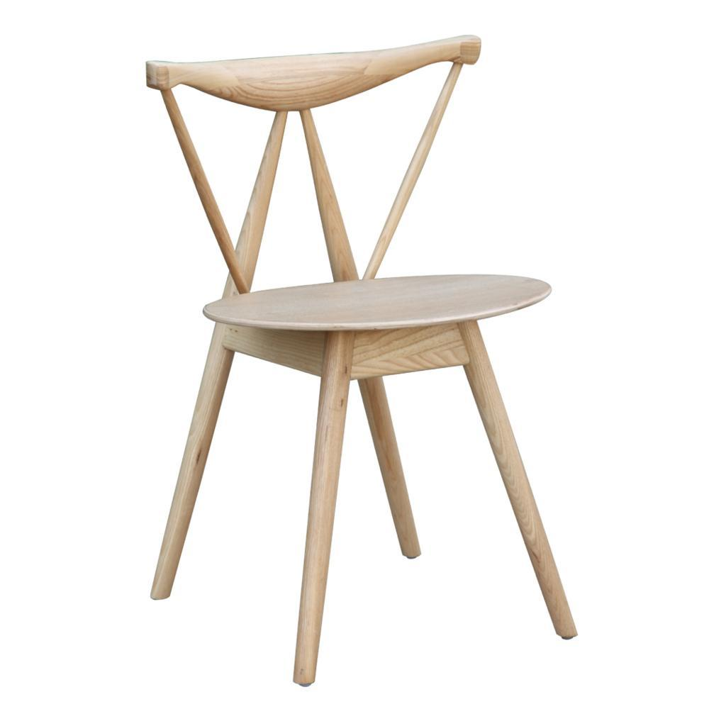 Natural Fronter Dining Chair