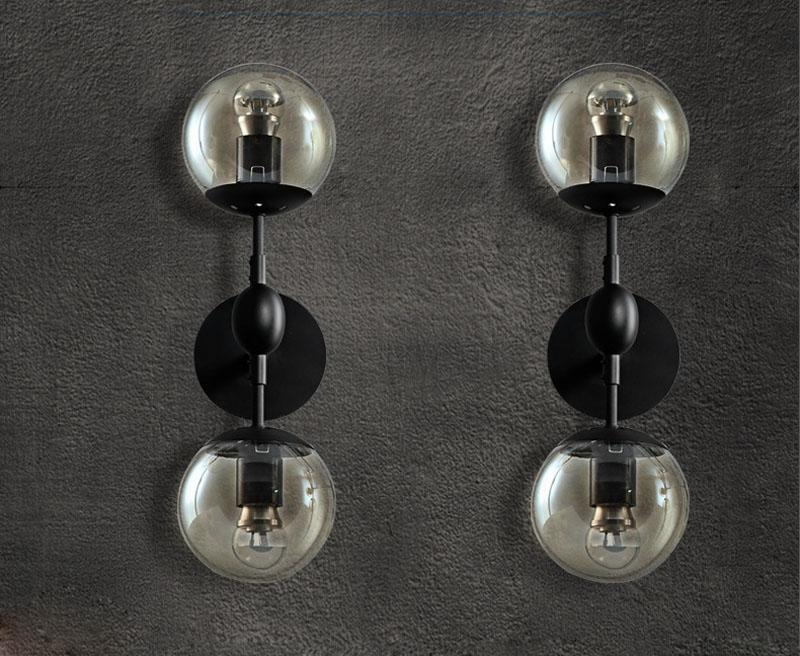 Glass Beanstalk Wall Light at Lifeix Design