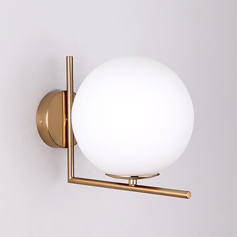 Buy glass globe modern wall light at lifeix design for only 13299 glass globe modern wall light at lifeix design mozeypictures Image collections