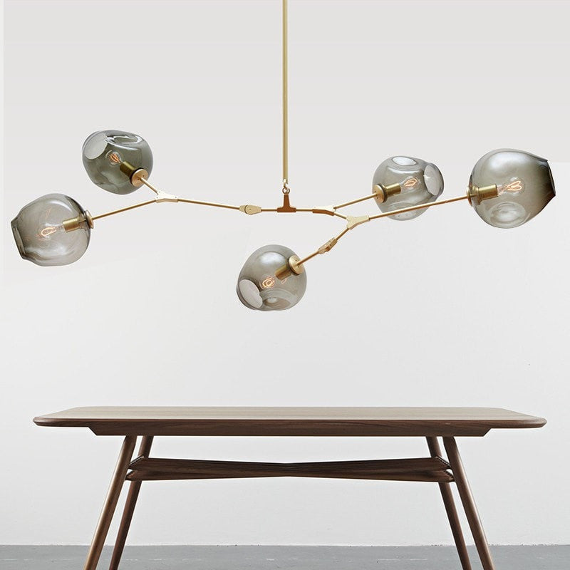 Buy glass globes ceiling light industrial style pendant at lifeix ceiling light glass globes ceiling light industrial style pendant aloadofball Choice Image