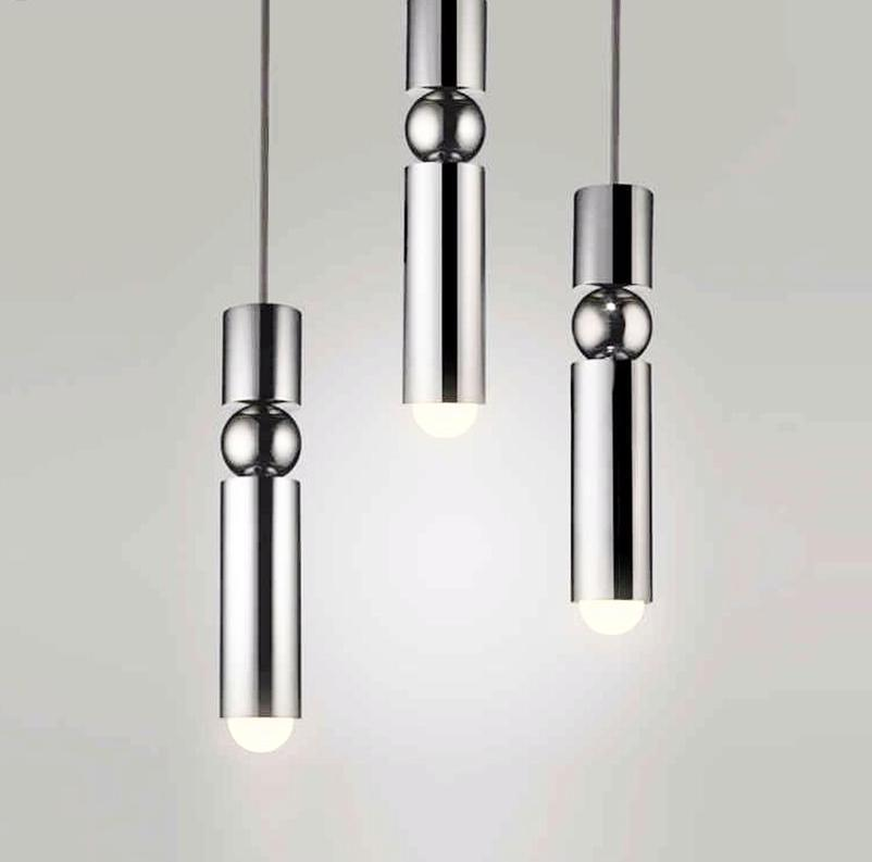 Gloss Bullet LED Pendant Lights at Lifeix Design