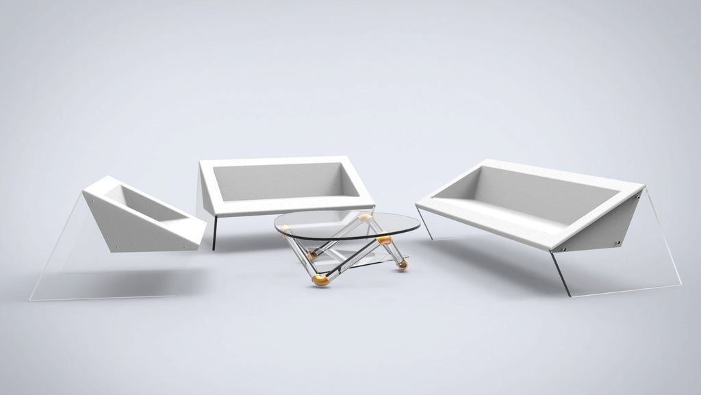 sofa Whole Set GONE WITH THE WIND Sofa by Lifeix