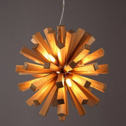 Individuality Bar LED Pendant Lamp Light