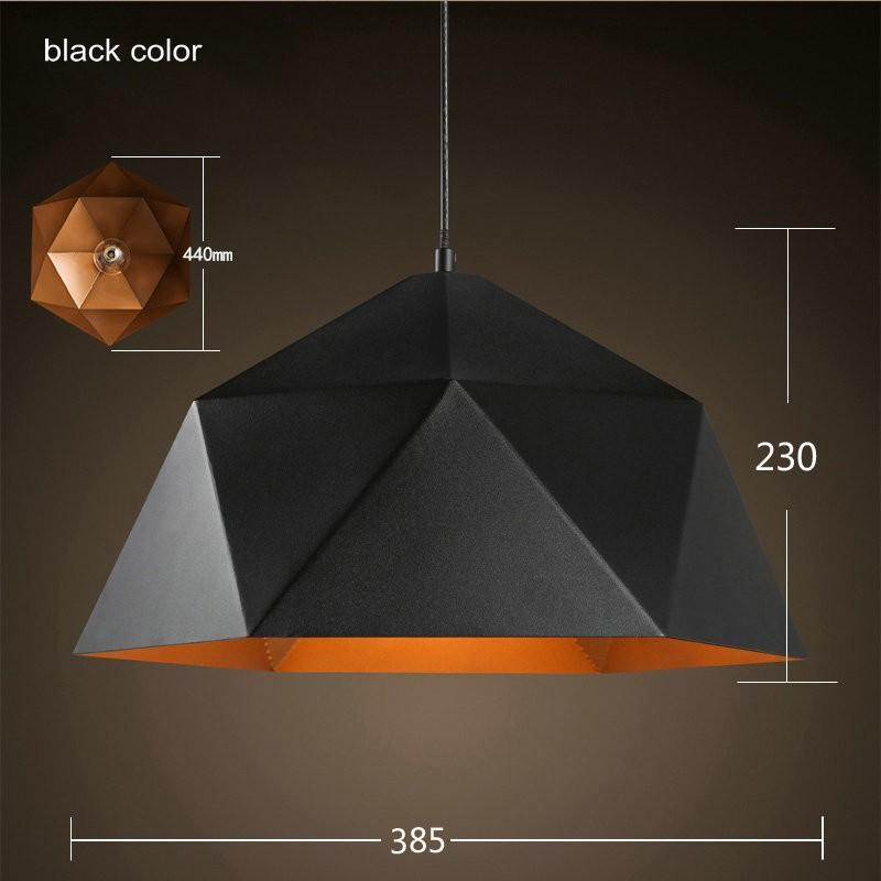 Buy Industrial Style Pendant Lamp And Wall Light At Lifeix: Buy Industrial Retro Aluminum Pendant Light