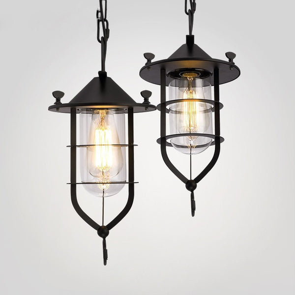 Industrial Lighting Components: Buy Industrial Style Pendant Lamp And Wall Light At Lifeix