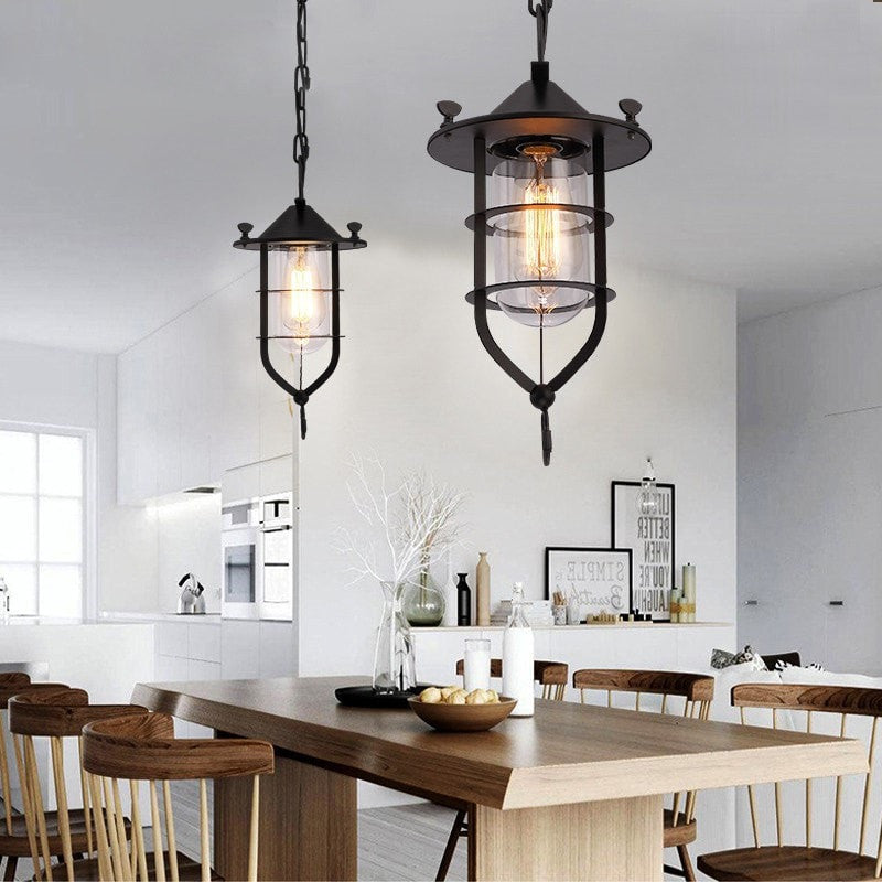 ceiling light Industrial Style Pendant Lamp and Wall Light