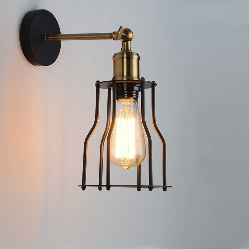 wall light Industrial Style Vintage Wall Lamp