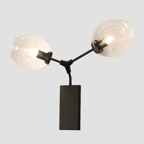 Industrial Style Wall Lights at Lifeix Design