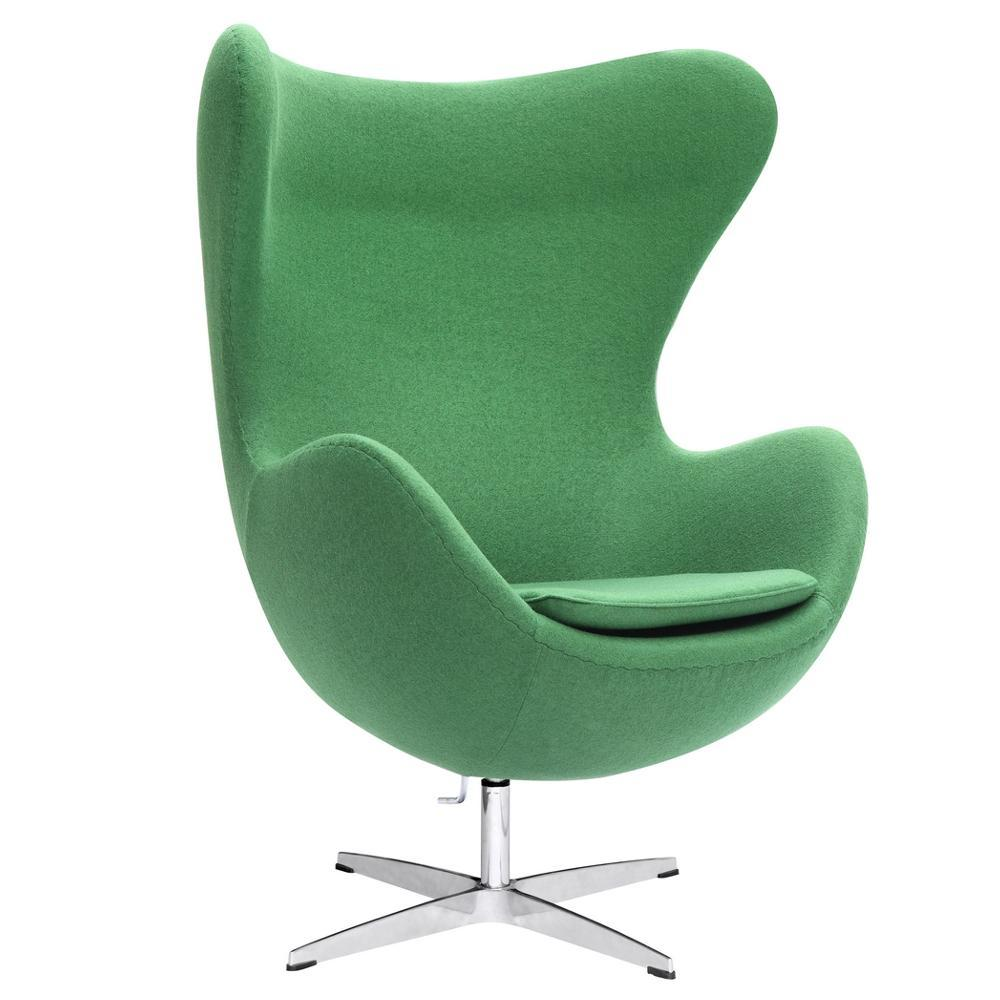 Green Inner Chair Fabric