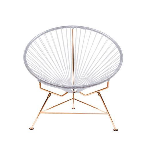 Buy Innit Chair On Copper Frame At Lifeix Design For Only