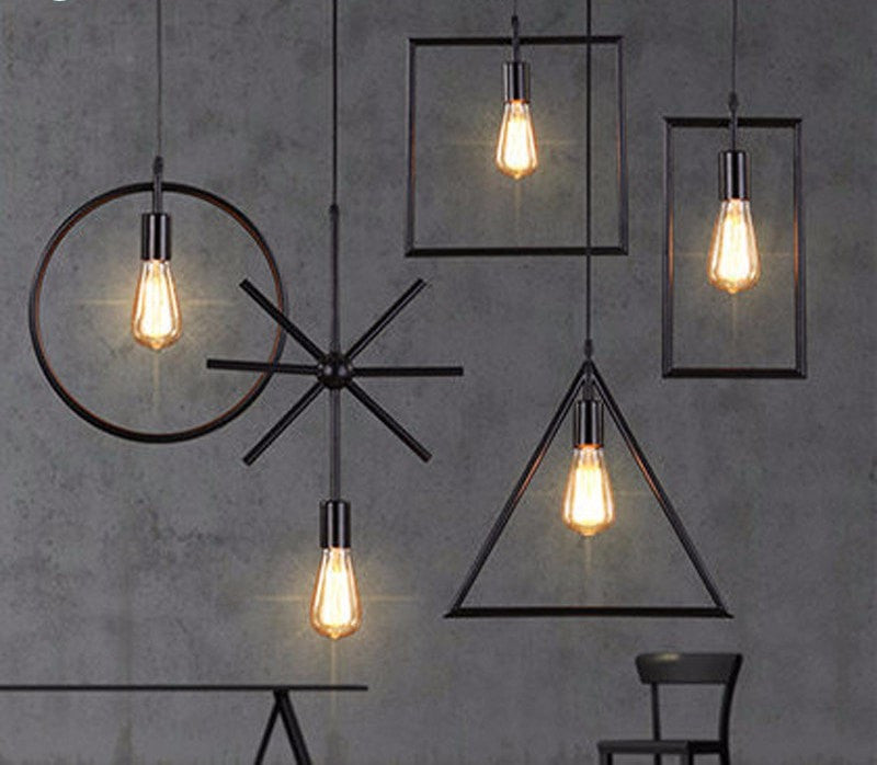on sale 5b720 dbaa4 Buy Iron Pendant Light Simple Creative Lamps Set 5pcs at Lifeix Design for  only $578.39