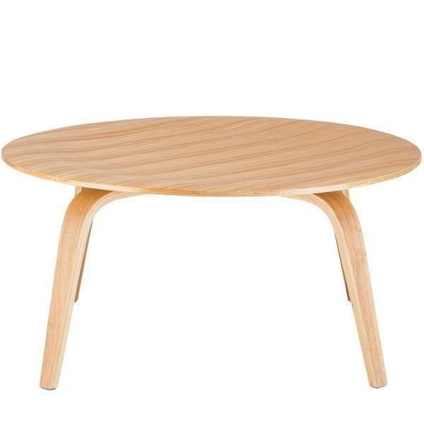 table Natural / Single Isabella Coffee Table