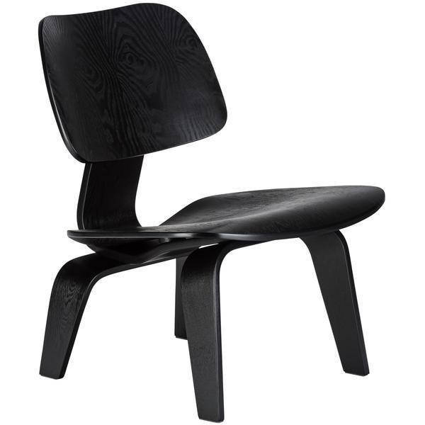 Chairs Black / Single Isabella Lounge Chair