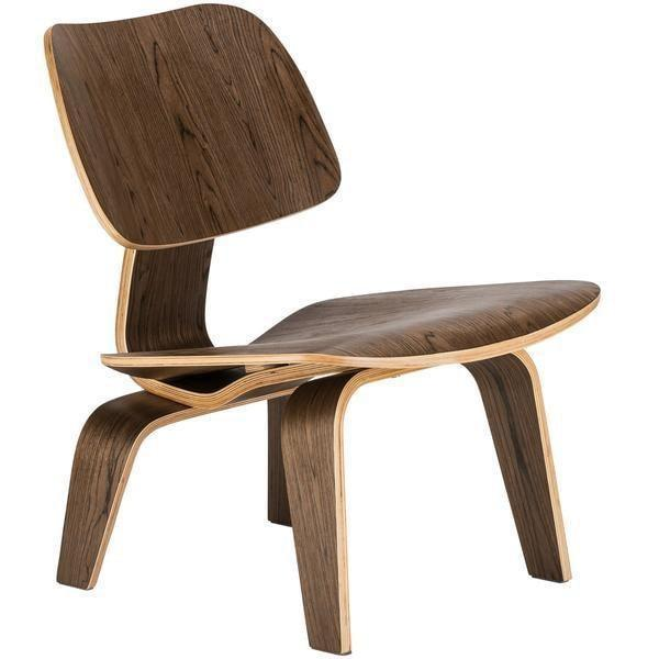 Chairs Walnut / Single Isabella Lounge Chair