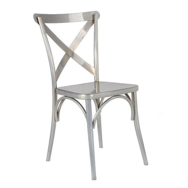 Gunmetal Jenbo Dining Side Chair