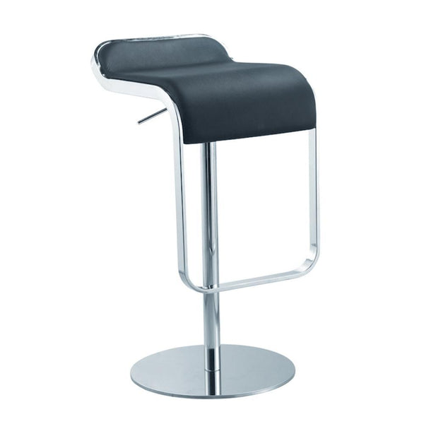 Black Lem Bar Stool Chair