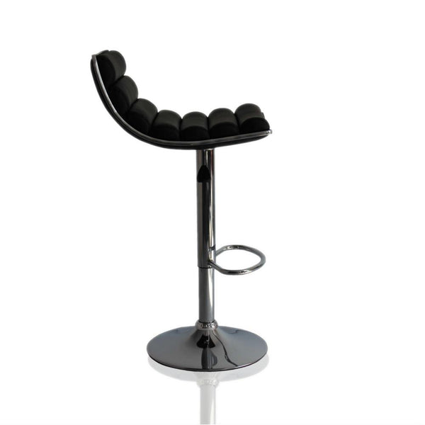 Black Linder Bar Stool