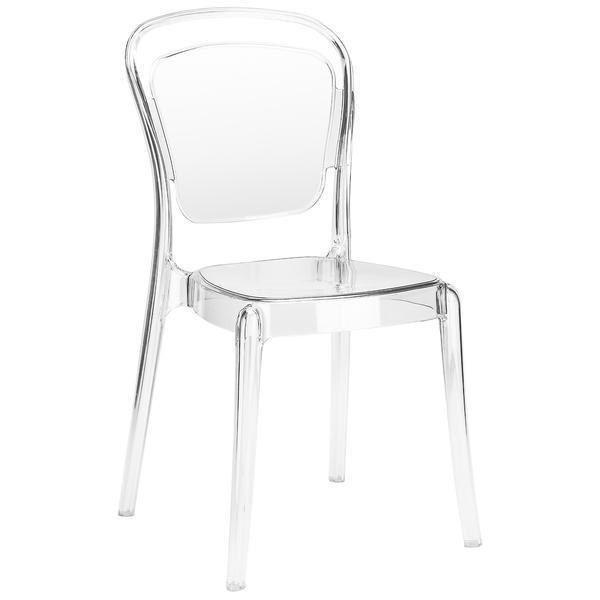 Chairs Lucent Dining Side Chair (Set of 2)