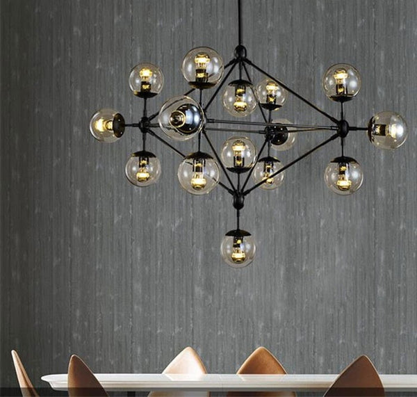 ceiling light Magic Beans DNA Clusters Pendant Industrial Lamp