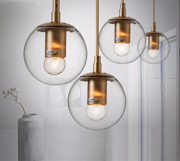 Magic Beans Glass Pendant Lights at Lifeix Design