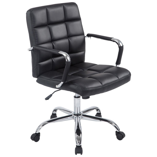 Chairs Black Manchester Office Chair