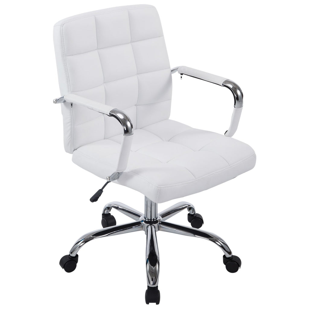 Chairs White Manchester Office Chair