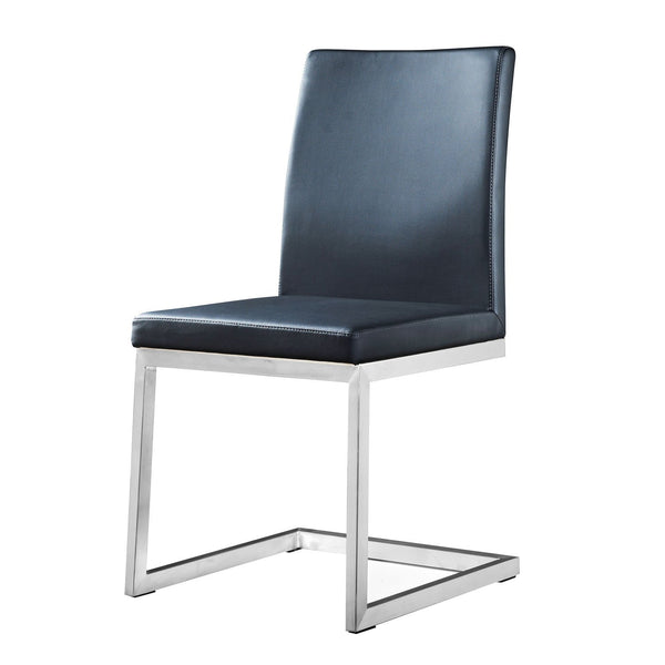Side Chair Manhattan Black Dining Chair