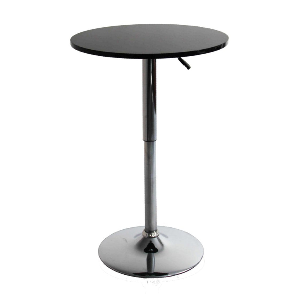 Black Meet Bar Table