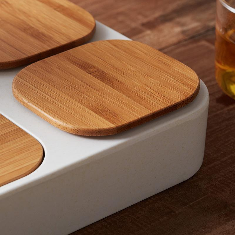 Minimalist Multipurpose Chinese Kung fu Tea Tray at Lifeix Design