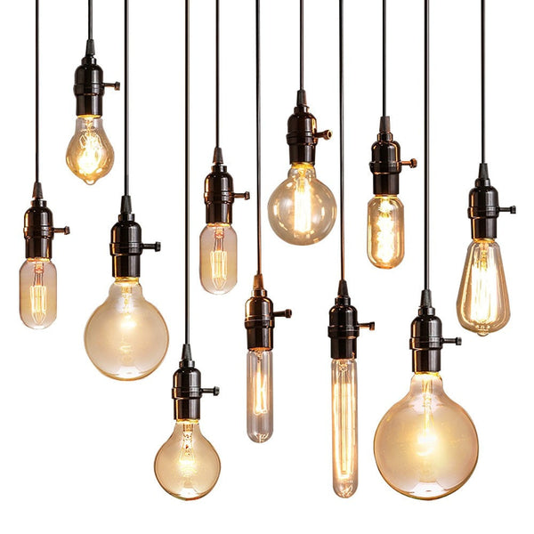 Minimalist Vintage Pendant Lights for $21.99 at Lifeix Design