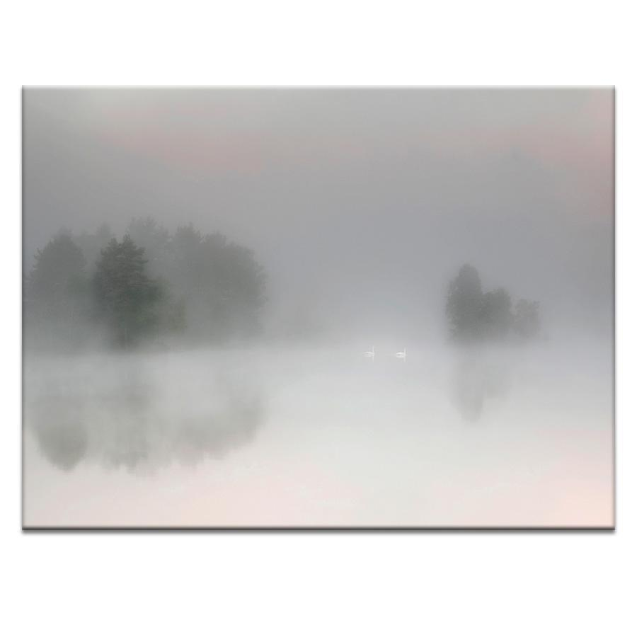 Misty morning Photograph Artwork Home Decor Wall Art at Lifeix Design
