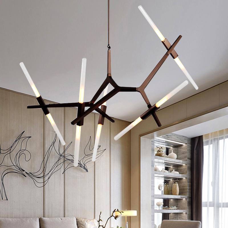 Buy Minimalistic Industrial Sticks Modern Pendant Light