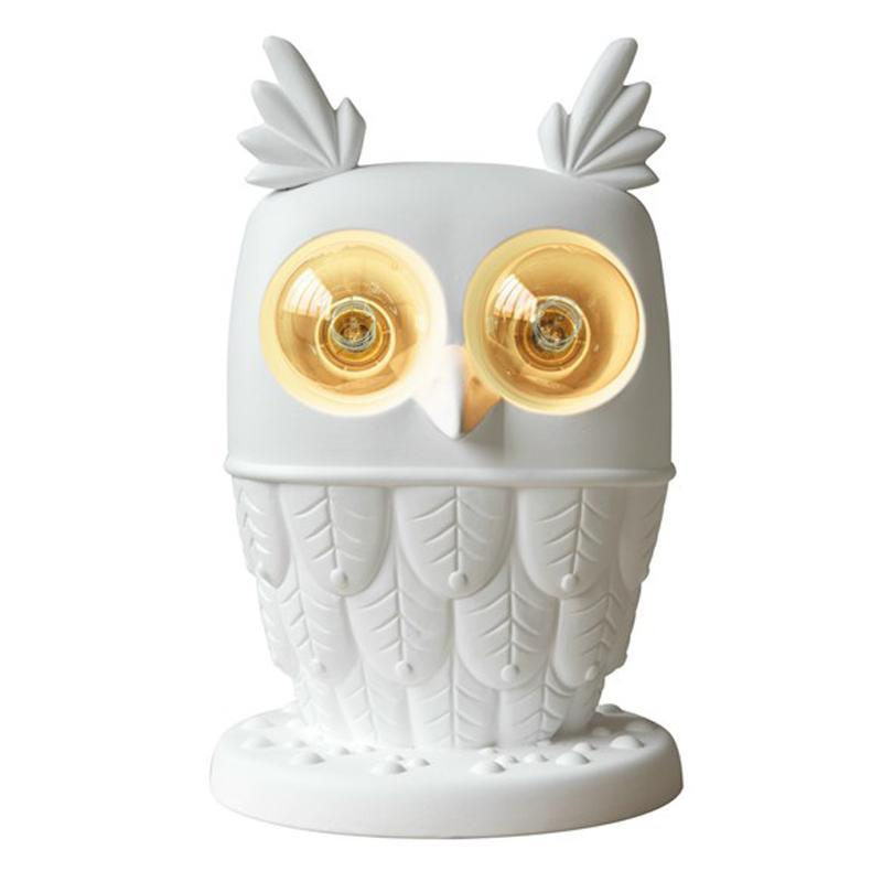 Modern Owl Design Table Lamp at Lifeix Design