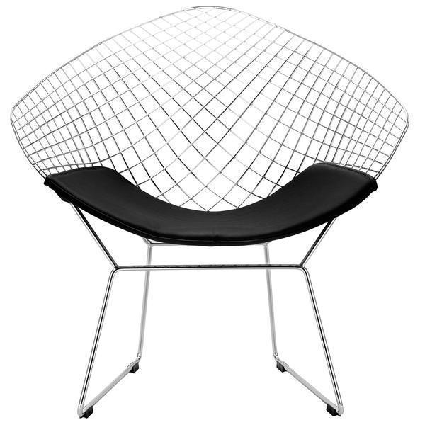 Chairs Black / Single Morph Lounge Chair