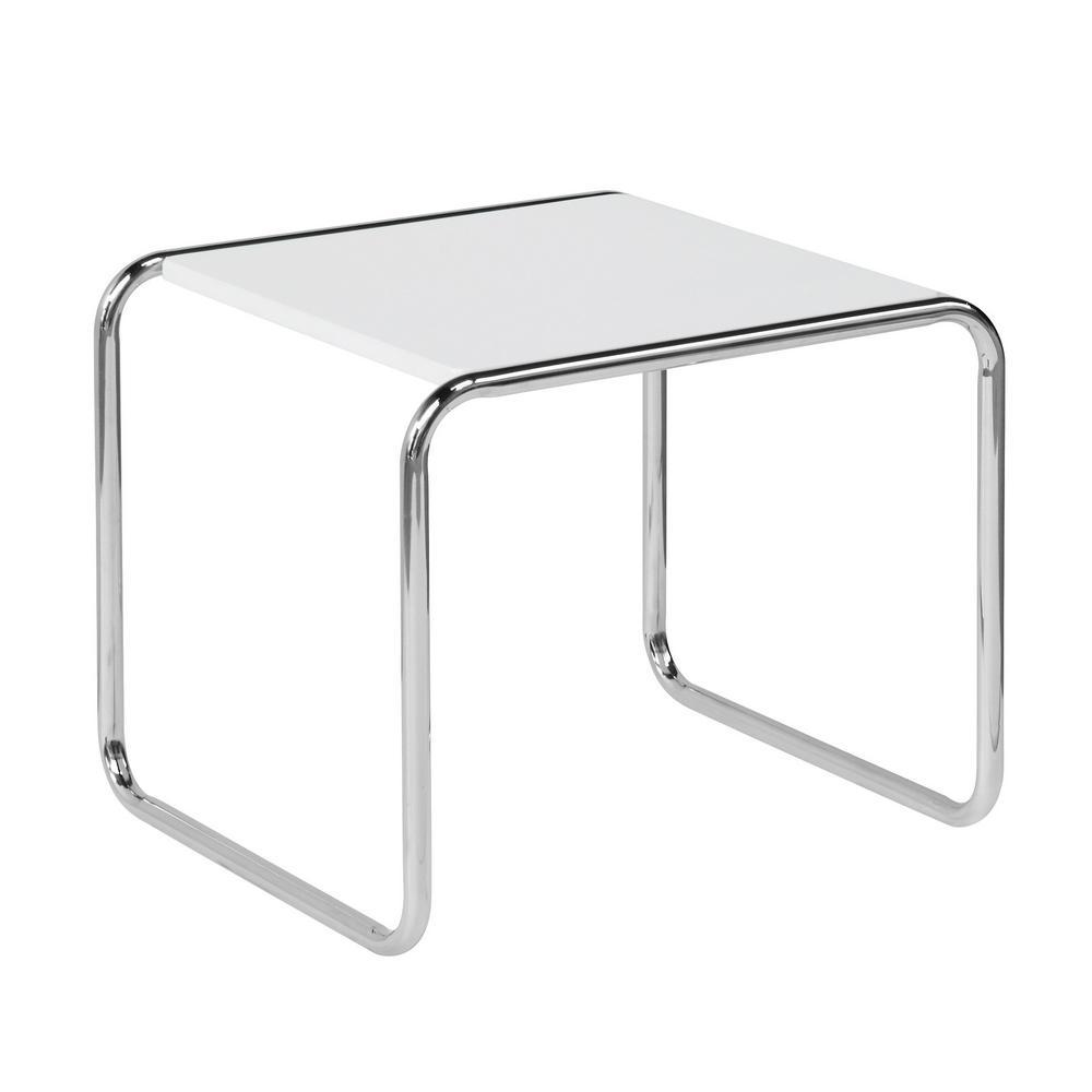White Nesting Table Small