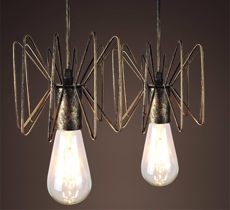 New Modern Art Spider Ceiling Lamp