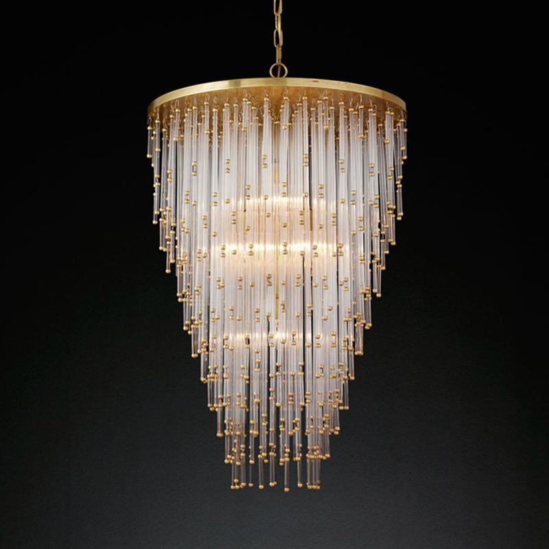 Buy nordic gold crystal chandelier intricate crystal nordic gold crystal chandelier intricate crystal chandelier for home at lifeix design aloadofball Gallery