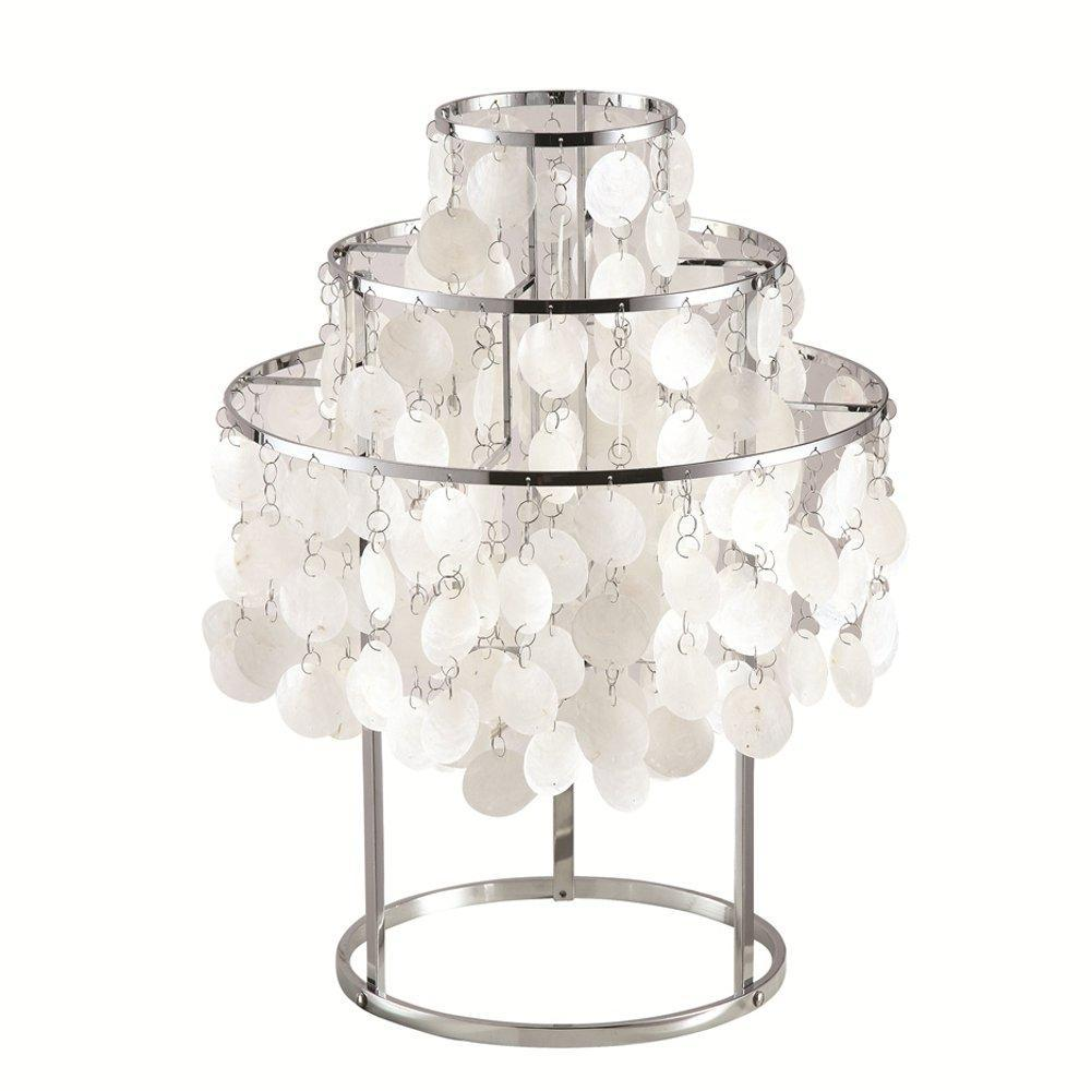 Mother of Pearl Pearl Table Lamp